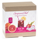 Dragonfruit Fusion Herbal Fruits Iced Teabags (8)