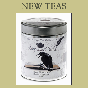 New tea tins!