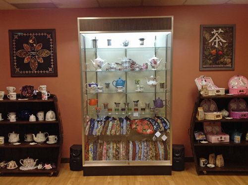 Our retail store in Brookfield, CT